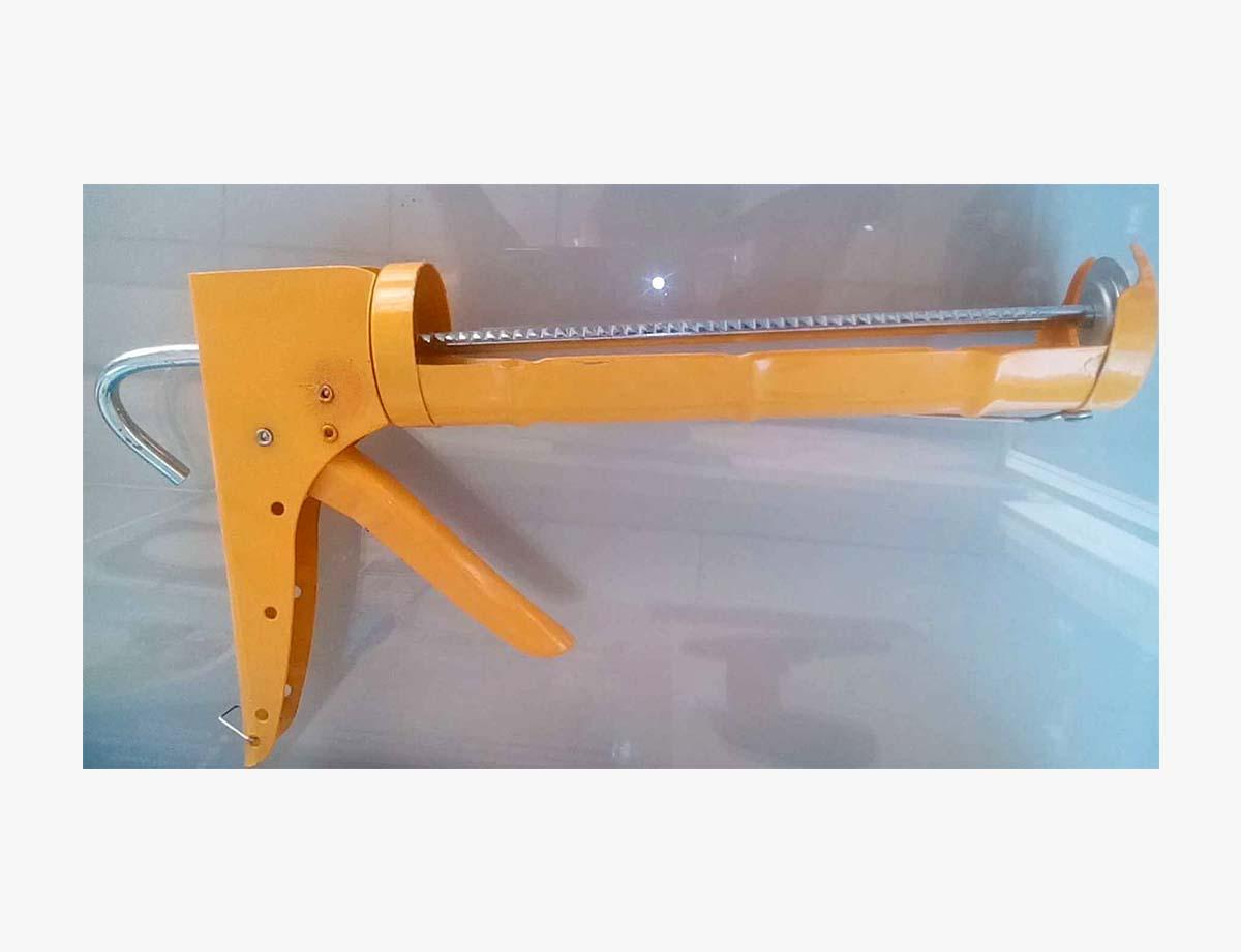 Pompe à silicone